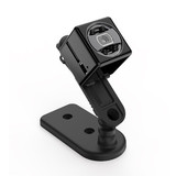 VERZON High Quality Mini DV Camera S7 with Magnetic
