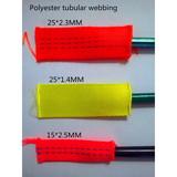 Tubular webbing