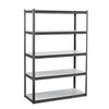 Freedom assemble boltless type grocery store shelf(1829*450*1200*5layer)