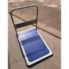 Platform trolley cart factory 120kgs flat cart for warehouse