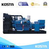 Ce Approved 50Hz 1200kw/1500kVA Mtu diesel generator set