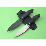 carbon knife fixed blade outdoor knife