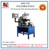WG-110 Hot Running Helix Bending Machine