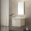 600mm simple stainless steel bathroom cabinet