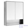 Foshan Stainless Steel SUS304 Bathroom Mirror Cabinet