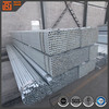 Weld square tubing galvanized steel tubing wholesale china galvanized tube used park fence posts