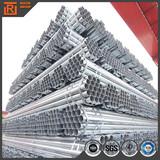 Q235 steel gi scaffold tube for construction pre-galvanized straight seam welded pipe