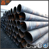 Ssaw saw q235b spiral welded steel pipe large diameter thin wall welded spiral steel tubes