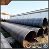 Hydraulic carbon steel tube industrial of spiral steel pipe hot sell din piling ssaw spiral steel pipes