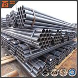 1-1/2 inch schedule 40 black iron straight seamless welding steel pipe api 5ct api 5l