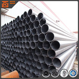 Carbon steel pipe for construction building material round hollow section black pipe tube 27mm