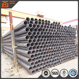 China manufacturer of astm a53 erw steel pipe factory direct sale carbon staright seam steel tube