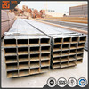 Square pipe for construction material agriculture farming square section welded thin wall steel tubings