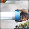 Pre galvanized round steel pipe IMC pipe with lathe thread and pipe clamp UL