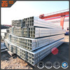 Galvanized rectangular steel tube, A513 gi square steel tubing, 18x18 gi square tube