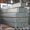 Hot dip galvanized square hollow section, 20x20 pre galvanized square pipe, square pipe galvanized