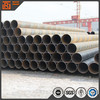 large diameter spiral welded pipe steel iron pipe with building