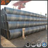 API 5L large diameter spiral SSAW steel pipe