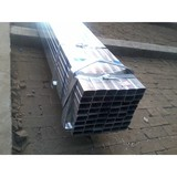 factory galvanized steel hollow section fence erw galvanized steel pipe