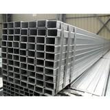 en10210 galvanized rectangular steel tubes