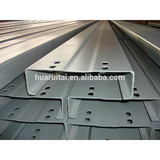 high quality c type channel steel c type steel galvanized chznnel for construction c steel purline c steel beam c section