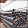 Factory Wholesale price black round welded steel pipe, welded steel pipe made in Tianjin China