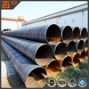 SSAW 1020 mm carbon steel pipe, 10 mm thick helical welded steel pipe, api 5l spiral welded steel pipe