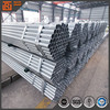 Q195-Q235 pre galvanized steel pipe / hot dip galvanized round steel pipe / steel pipe mill