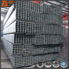 High quality welding steel square pipe/tube Hot selling gi pre galvanized hollow section square steel pipe/tube with low price