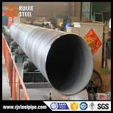 api 5l spiral welded steel pipes black round pipes carbon spiral weld pipe