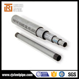 galvanized chimney pip for construction pre galvanized ms steel round tube schedule 80 pipe sizes