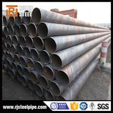 astm a523 spiral steel pipe carbon steel pipe api 5l dn1800 large diameter welded spiral steel pipe