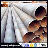 astm a53 black spiral steel pipe carbon steel pipe large size dn1800 spiral steel pipe