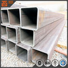 EN s235jr rectangular steel pipe tube, ASTM A36 square steel pipe, 50x50 square steel tube SHS RHS