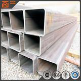 EN s235jr rectangular steel pipe tube, ASTM A36 square steel pipe, 50x50 square steel tube SHS RHS