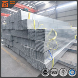 Building materials square hollow section ms carbon steel galvanized square tube steel tube
