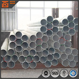 Hot dip gi hollow tube for highway guardrail pre galvanized steel pipe with good price