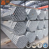 Diameter 20mm galvanized erw pipes for green house structure, thickness 1.2mm pre galvanized round carbon steel pipe length 3 meter