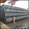12 inch spiral pipe, ssaw spiral welded astm a53 steel pipe, ssaw steel pipe with material x52