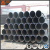 SSAW spiral welded astm a53 steel pipe, 18 inch spiral welded steel pipe, straight seam big diameter steel pipe
