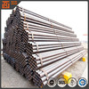 Construction steel products erw carbon steel tube st52 grade, 48.3mm color painting black round steel pipes weight