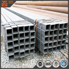 ERW straight seam tube, square hollow section steel pipe, black square tube size 20x20