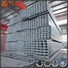 Galvanized square section pipe, q195 pre-galvanized steel tube, gi square pipe 20x20
