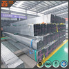 Low carbon square steel tube, q235 gi tube, galvanized square hollow section 40x40x2.5