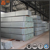 Zinc 60g/m2 pre-galvanized square pipe, ms structure square steel tube, gi square pipe 30x30