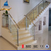 internal glass stair railing balustrade price