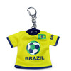 Cheap price Mini T-shirt shape keychain