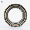 7206 AC Angular Contact Ball Bearing 30*62*16mm Chrome Steel GCR15