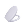 wrap over soft close toilet seat cover