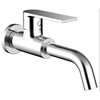 Wall mounted faucet bathroom faucet